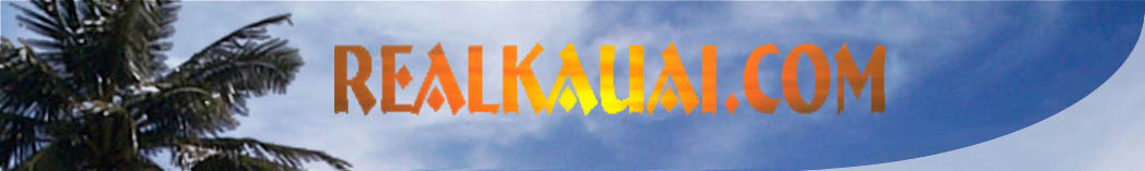 Return to the home page of Real Kauai.com